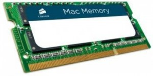 Corsair Mac Memory 16GB (Kit 2x8GB) 1333MHz DDR3 CL9 SODIMM (pro Apple NTB) rozbalený kus