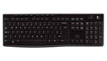 klávesnice Logitech Wireless Keyboard K270 Unifying, CZ