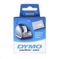 Dymo LabelWriter adresní štítky 28 mmx 89mm bílá 2x130ks 99010