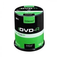 DVD-R Intenso [ cake box 100 | 4.7GB | 16x ]
