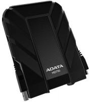 """ADATA Externí HDD 1TB 2,5"""" USB 3.0 DashDrive™ Durable HD710, černý"""