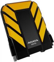 """ADATA Externí HDD 1TB 2,5"""" USB 3.0 DashDrive™ Durable HD710, žlutý"""