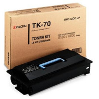 Kyocera toner TK-70/ FS-9100/9500/9120/9520DN/ 40 000 stran/ Černý