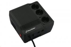 Power Walker AVR 1000, regulátor napětí