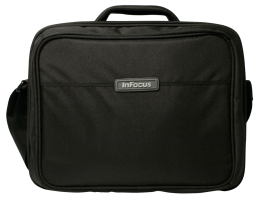 InFocus Soft Carrying Case - Kufřík na projektor - pro InFocus IN102, IN104, IN105, IN146, IN2112,
