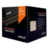 AMD cpu FX 8-Core 8370 Box AM3+ s tišším chladičem Wraith (4.0GHz / 4.3GHz, 8MB+8MB cache, 125W, 8x jádro)