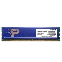 Patriot RAM DDR3 8GB SL PC3-10600 1333MHz CL9