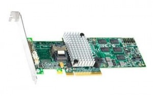 RAID Controler (Big Laurel 4) 8x PCIe, 4x 6Gb SATA/SAS, 512MB, RAID 0,1,5,10