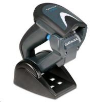 Datalogic Gryphon I GBT4430, 2D, BT, multi-IF, sada (USB), černá (skener, USB kabel, kolébka)