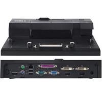 DELL EURO2 Advanced E-port replikátor/ rozšířený/ dokovací stanice/ 130W AC adap./ USB 3.0/ s nap. kabelem/ pro Latitud