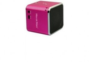 Technaxx Mini MusicMan BT-X2 růžová barva (BTX2PINK) (3810)