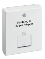 Apple Lightning to 30-pin adaptér