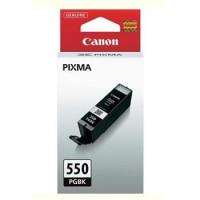 Canon inkoustová náplň PGI-550 PGBk/ černá