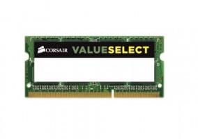 Corsair 8GB, 1600MHz DDR3, CL11, Unbuffered, SODIMM