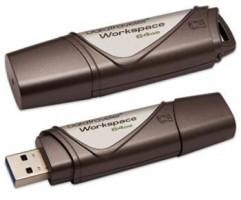 Kingston DataTraveler Workspace 64GB USB 3.0,Windows to Go cert. 250MB/s,retail