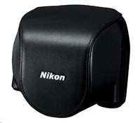 Nikon CB-N4000SA KOŽ. pouzdro PRO V2+10-30 černá barva