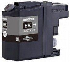 Brother LC-127XLBK (inkoust black,1200 str.)