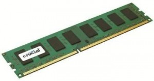 Crucial 2GB DDR2 667MHz CL5 DIMM 1.8V (CT25664AA667)
