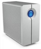 LaCie 2big Quadra USB-B 3.0 8TB, USB-B 3.0/FireWire 800