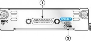 CISCO 1-PORT sériový WAN INTERFACE