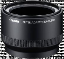Canon FA-DC58D - redukce na filtr pro Powershot G15