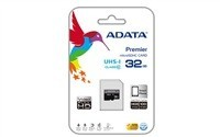 ADATA 32GB MicroSDHC Premier USH-I Class 10