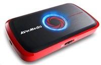 AVERMEDIA Live Gamer Portable USB, nahrávací/streamovací karta