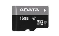 ADATA Micro SDHC karta 16GB UHS-I Class 10 + USB čtečka v3, Premier