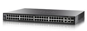 Cisco SG 300-52P 52x Gigabit PoE Managed Switch