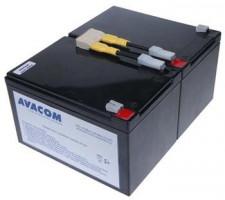 Baterie Avacom RBC6 bateriový kit - náhrada za APC - neoriginální
