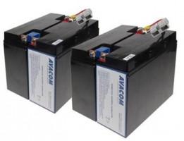 Baterie Avacom RBC11 bateriový kit - náhrada za APC - neoriginální