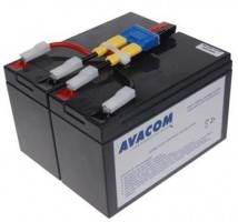 Baterie Avacom RBC48 bateriový kit - náhrada za APC - neoriginální
