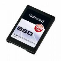 """Intenso Internal SSD Drive 128GB Sata III, 2,5"""" TOP (read:470MB/s; write:540MB)"""