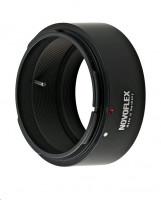 Novoflex adaptér Canon FD (nicht Eos) Obj. an Canon EOS M Kamera