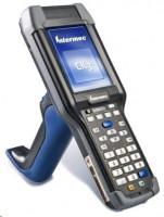 Intermec CK3X - 2D, USB, BT, Wi-Fi, alpha terminal+baterie barva:černá
