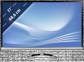 ASUS MX279H - LED monitor - 27
