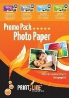 Printline Photo paper promo pack A6 (8ks papírů)