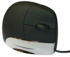 EVOLUENT Vertikální pravoruká myš Standart USB