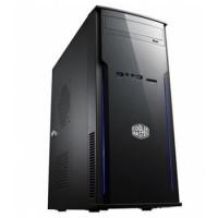 COOLERMASTER case Elite 241, Mini Tower, black, USB 3.0, bez zdroje