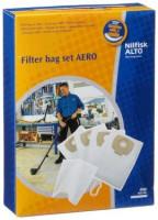 Nilfisk Filtersack AERO Set 4+1