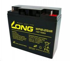 Baterie Avacom Long 12V 18Ah olověný akumulátor vysokozátěžový HighRate F3 - neoriginální