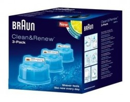 Braun CCR 3 Clean&Renew 3-pack