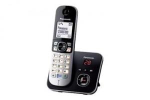 Panasonic KX-TG6821FXB, bezdrát. telefon, záznamník (5025232699384)