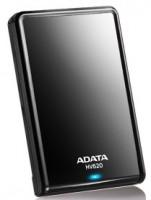 """ADATA HV620 1TB External 2.5"""" HDD černá barva"""