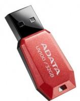 ADATA USB UV100 32GB červená barva