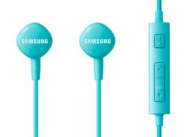 Samsung EO-HS1303L sluchátka 3,5 mm s ovladáním, tyrkysová