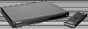 Sony DVP-SR370 DVD přehrávač, černá