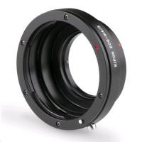 Kipon adaptér Canon EF to micro 4/3 Aperture