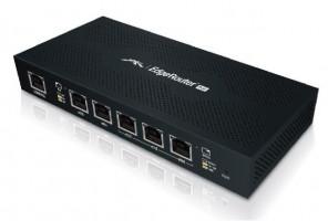 Ubiquiti EdgeRouter ERPoe-5 - 5x10/100/1000Mbps, 24V/48V PoE Support (EdgeRouter POE)