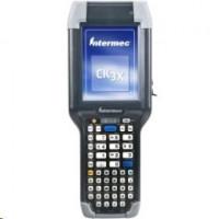 Intermec CK3X - 2D, EX25, USB, BT, Wi-Fi, alpha (terminál+baterie), barva:černá